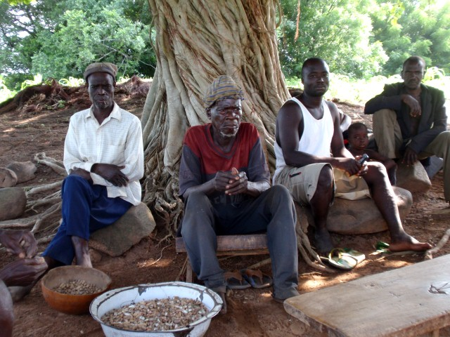 The Gambaga Witch Camp